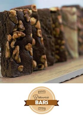 BrownieBars brownies bestellen bezorgen logo