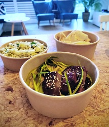 Curious Curry Pop-Up Taiko Restaurant Amsterdam Zuid eten bestellen wagyu beef