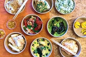 Curious Curry Pop-Up Taiko Restaurant Amsterdam Zuid eten bestellen