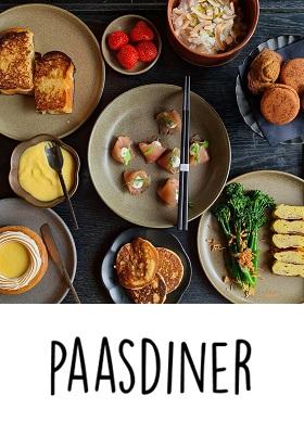 Paasbrunch paasdiner bestellen Amsterdam Restaurant