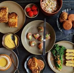 Paasbrunch paasdiner bestellen Amsterdam Restaurant Rouhi
