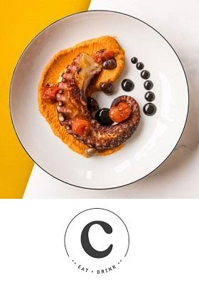 Restaurant Celia paasdiner eten bestellen amsterdam centrum c