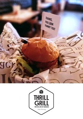 Restaurant Thrill Grill Amsterdam De Pijp West hamburgers eten bestellen c