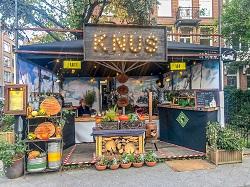 Rondje Oost foodwalk Amsterdam Knus