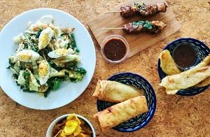 Seth Take-Out Surinaams eten bestellen Amsterdam Centrum Singel