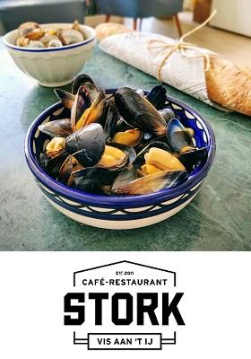 Cafe Restaurant Stork Amsterdam Noord c