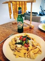 Peroni Pasta Night Peroni Nastro Azzurro eindresultaat
