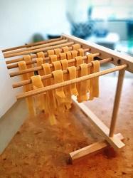 Peroni Pasta Night Peroni Nastro Azzurro zelfgemaakte pasta