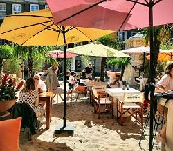 The Grand Beach Stadsstrand Amsterdam Sofitel Legend The Grand Amsterdam