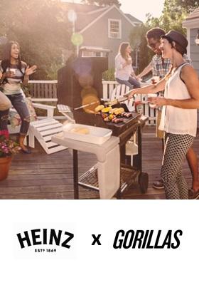 Heinz Gorillas BBQ box bestellen c