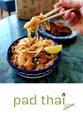 Pad Thai World Thais restaurant Amsterdam c
