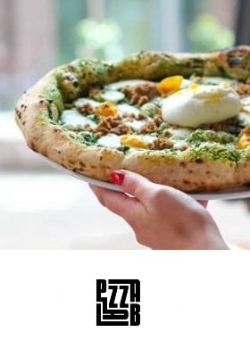 Pizzalab restaurant Amsterdam Zuid