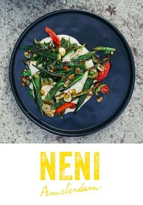 Recept okra met limabonenpuree NENI Amsterdam c