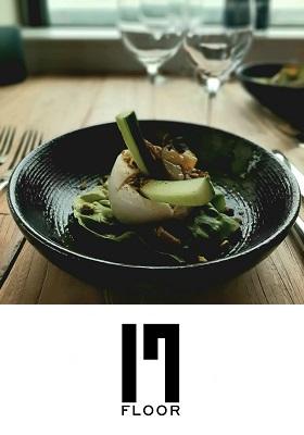 Restaurant Floor17 Staalmeesterslaan Amsterdam West