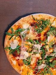 De Pizzabakkers Amsterdam Pizza di Tres