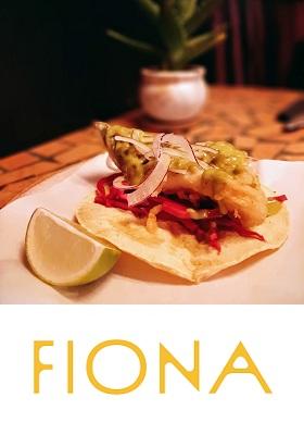 Fiona Mexicaans restaurant Amsterdam Centrum Warmoesstraat c