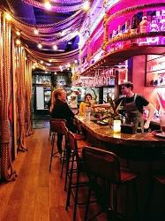 Fiona Mexicaans restaurant Amsterdam Centrum Warmoesstraat