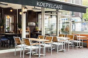 Koepelcafe Amsterdam Centrum Kattengat 2
