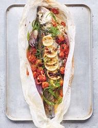 Recept Koopboek Vietnamees zeebaarspakketjes gember kimchi Uyen Luu