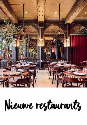 nieuwe restaurants Amsterdam food events