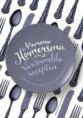 Kookboek Mevrouw Hamersma Verzamelde recepten winactie c