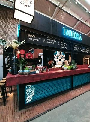 Taqueria Lima Foodhallen Amsterdam West