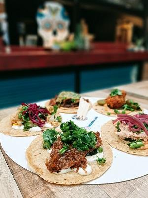 Taqueria Lima Foodhallen Amsterdam West tacos