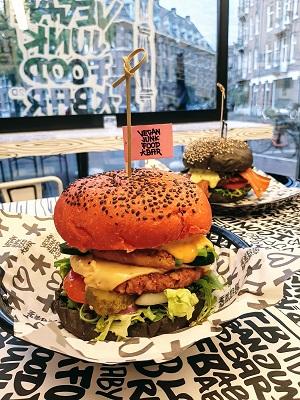 Vegan Junk Food Bar Amsterdam Notorious Sumo