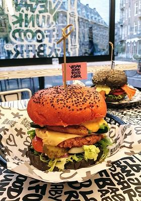 Vegan Junk Food Bar Amsterdam c
